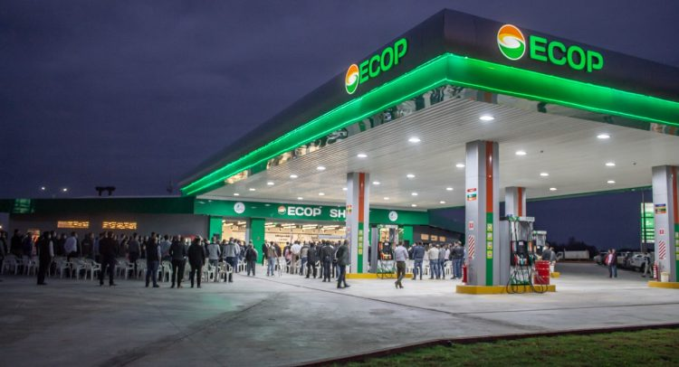 ECOP habilitó una nueva estación de servicios sobre la Ruta Bioceánica