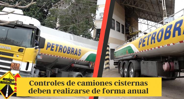 INTN: Controles de camiones cisternas deben realizarse de forma anual
