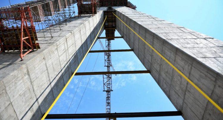 Obras de construcción del Puente de la Integración alcanzaron 70% de avance