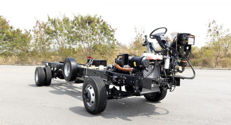 IVECO BUS 10-190: La mayor potencia del mercado con bajo consumo de combustible